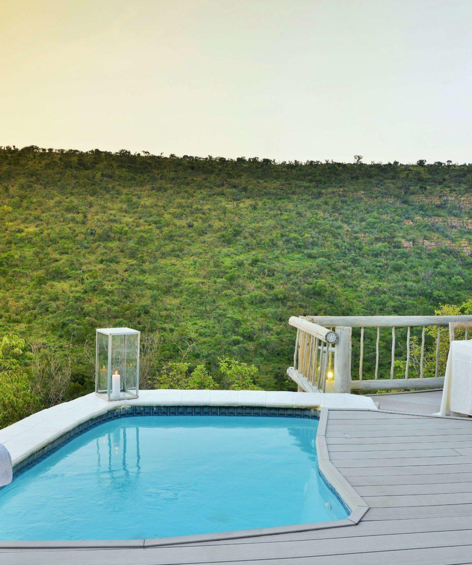 Clifftop Exclusive Safari Hideaway - Suite Plunge Pool 1