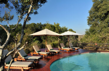 Hamiltons Tented Camp - Pool Area
