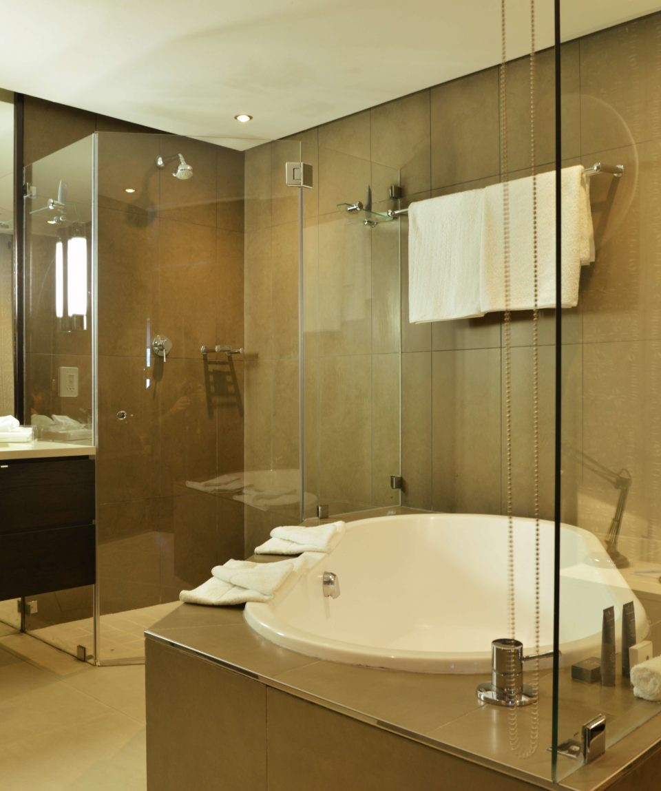 The Cape Milner - Room Suite Bathroom